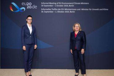 Nieformalna Rada Ministrów              ds. Środowiska i Klimatu w Berlinie